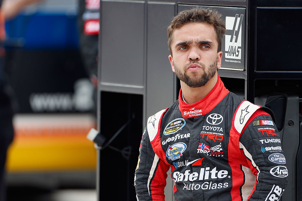 Rico Abreu - 2016 Phoenix Preview - ThorSport Racing ThorSport Racing