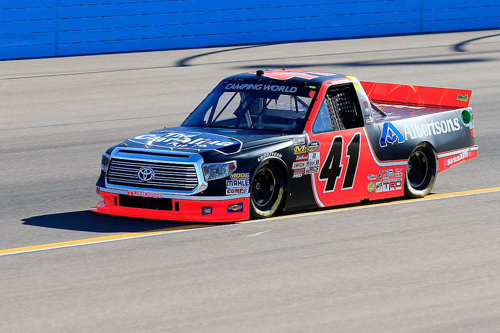 Photo by Chris Trotman/NASCAR via Getty Images