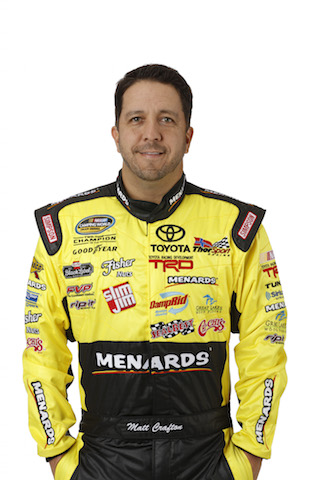 19-22 January, 2016, Charlotte, North Carolina USA Matt Crafton ©2016, Michael L. Levitt LAT Photo USA