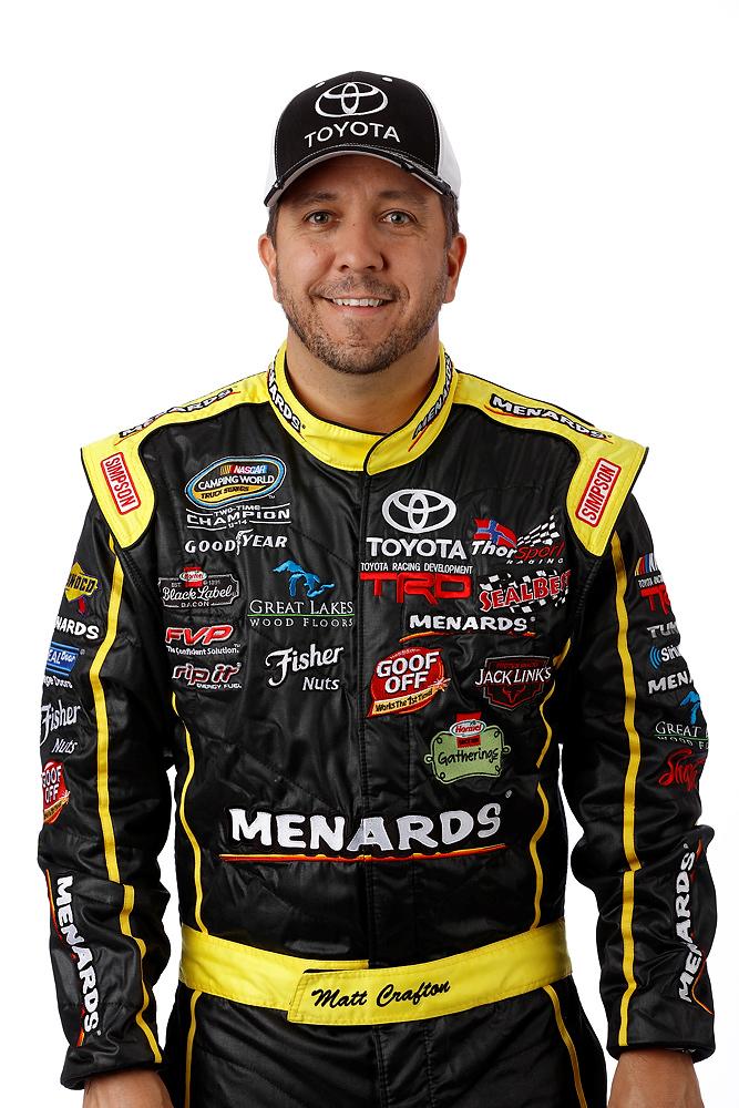 2017 Toyota NASCAR Portraits